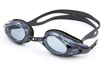 Очки для плавания MadWave COMPETITION AUTO M043001 (поликарбонат, силикон, цвета в ассортименте), фото 2
