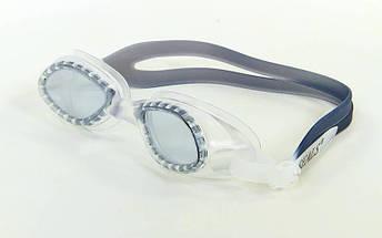 Очки для плавания детские SEALS 3110 (пластик, силикон, цвета в ассортименте), фото 3