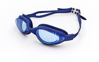 Очки для плавания с берушами в комплекте SAILTO G-2300 (поликарбонат, силикон, цвета в ассортименте), фото 3