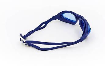 Очки для плавания с берушами в комплекте SAILTO G-2300 (поликарбонат, силикон, цвета в ассортименте), фото 2