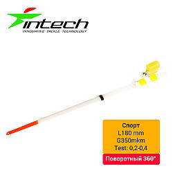 Кивок лавсановый Intech Поворотный Спорт 180мм (1шт) (0.2 - 0.4гр)