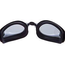 Очки для плавания MadWave STALKER M041904 (поликарбонат, силикон, цвета в ассортименте), фото 3