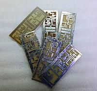 Печатная плата металлоискателя для сборки