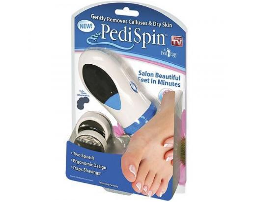 Электрическая пемза для педикюра Pedi Spin (5450202292)
