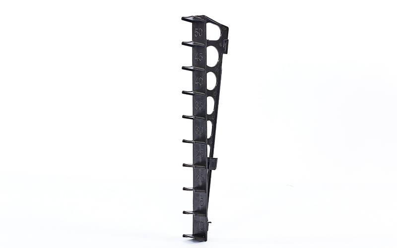 Подставка для палок тренировочных FB-5578 (пластик, р-р 45*4см)