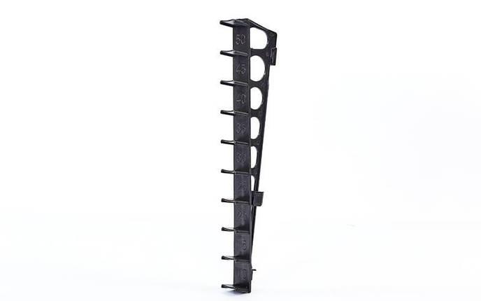 Подставка для палок тренировочных FB-5578 (пластик, р-р 45*4см), фото 2