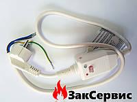 Кабель электрический с УЗО 10А/230V для водонагревателя Ariston 1500-1800W  65150868