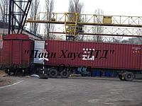 Перевалка грузов из одного вида транспорта на другой