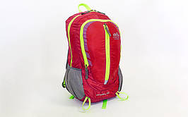 Рюкзак спортивный V-30л COLOR LIFE 9007 (нейлон, р-р 46х29х18см, цвета в ассортименте)