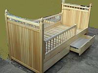 """Кровать деревянная """"Принц Луи""""  от производителя"""