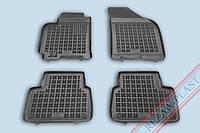 Коврики в салон Chevrolet Lacetti 2003-2008 REZAW PLAST Полиуретан Черные Комлект из 4-х ковриков