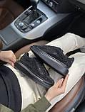 Стильные женские кроссовки Alexander McQueen (Александр Маквин) Black, фото 6