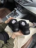 Стильные женские кроссовки Alexander McQueen (Александр Маквин) Black, фото 7