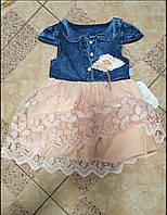 Платья для девочек 1-4 года