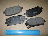 Колодки тормозные дисковые ХОНДА CIVIC 8 06-11 (производство  PARTS-MALL)  PKJ-008