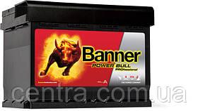 Автомобильный аккумулятор Banner 6СТ-50 Power Bull PROfessional PRO P50 42