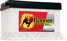 Автомобильный аккумулятор Banner 6СТ-77 Power Bull PROfessional PRO P77 40