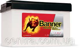Автомобильный аккумулятор Banner 6СТ-84 Power Bull PROfessional PRO P84 40