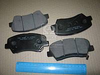 Колодки тормозные дисковые (производство  PARTS-MALL)  PKA-049
