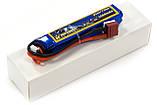 Аккумулятор для страйкбола Giant Power Li-Pol 7.4V 2S 1300mAh 25C 17х18.5х95мм T-Plug, фото 2