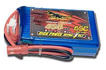 Акумулятор Dinogy Li-Pol 450mAh 11.1 V 3S 65C JST 53x30x15.5мм