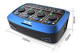 Зарядное устройство SkyRC Quattro Micro с/БП кватро для 1S Li-Pol аккумуляторов (SK-100079), фото 3