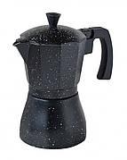 Гейзерная кофеварка Con Brio CB-6809 450 мл