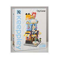 Конструктор Keeppley C0105 CITY -  Магазин подарков (389 дет.)
