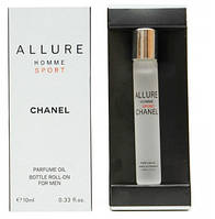 Парфюм мужской миниатюра Chanel Allure Homme Sport 10ml