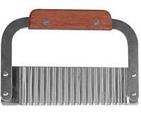 Шпатель-резак Empire карбовочный 185мм с деревянной ручкой
