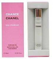 Женский мини парфюм реплика Chanel Chance eau Fraiche 10ml