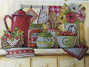 Набор для вышивки бисером Кухонный натюрморт Д 279