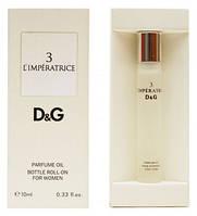 Туалетная вода миниатюра Dolce & Gabbana 3 L'Imperatrice 10ml, фото 1