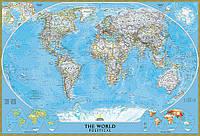 Карта мира — печать на заказ, фото 1