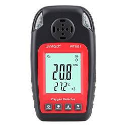 Датчик концентрации кислорода O2 + термометр (0-25% VOL, 0-50°C) WINTACT WT8821