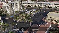 3D візуалізація вулиці (для забудовників), фото 1
