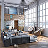 Дизайн и 3D визуализация интерьера (квартиры). 100 кв.м
