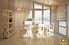 Дизайн і 3D візуалізація інтер'єру (квартири). 75 кв. м