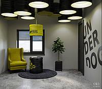3D визуализация интерьера (квартиры). 150 кв.м