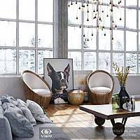 3D визуализация интерьера (квартиры). 100 кв.м