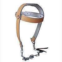 Утяжелитель на голову кожаный BWSJ-S0026