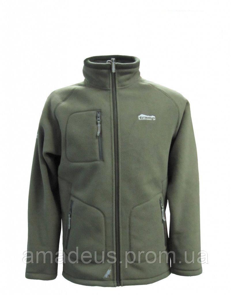 Куртка мужская Tramp Алатау Зеленый/Серый XXXL