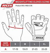Перчатки для фитнеса RDX Amara M, фото 3