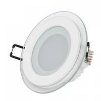 Светильник светодиодный Horoz Electric CLARA-6 врезной 6Вт 480Лм 4200K (016-016-0006), фото 1