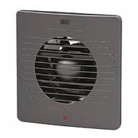 Вентилятор вытяжной встраиваемый TEB Electrik Plastic Fans 12Вт цвет дым (500-010-100)