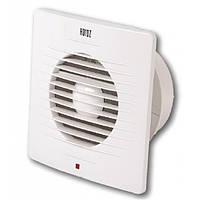 Вентилятор вытяжной встраиваемый TEB Electrik Plastic Fans 12Вт белый (500-000-100)