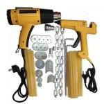 Комплект приспособлений для безсварочной рихтовки G.I.Kraft GI12201