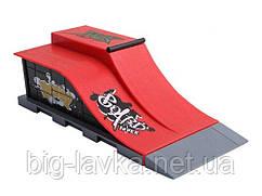 Пальчиковый скейтборд и скейт парк Tech Deck E  Красный