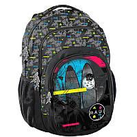 Молодежный рюкзак PASO 29L MAUC-2706