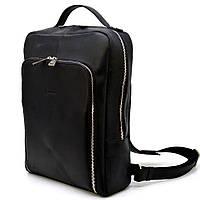 Универсальный кожаный рюкзак для ноутбука RA-1239-4lx TARWA